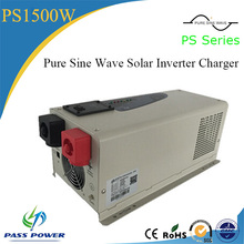 PS Series Pure Sine Wave Solar Inverter Charger 1500W/1.5KW 12/24Vdc 110/210/220/230Vac