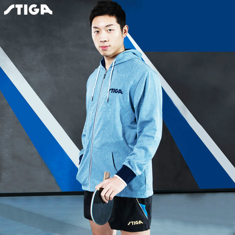 STIGA Table tennis clothes for men women clothing LONG sleeved ping pong Jersey sets Sport Jerseys