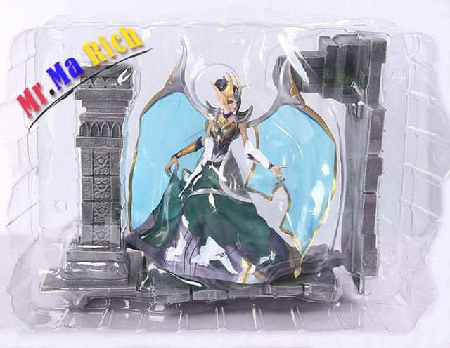 Wow 27 Cm World Of Demonized Angel Mogana Action Collectible Statue Toy Figure 3