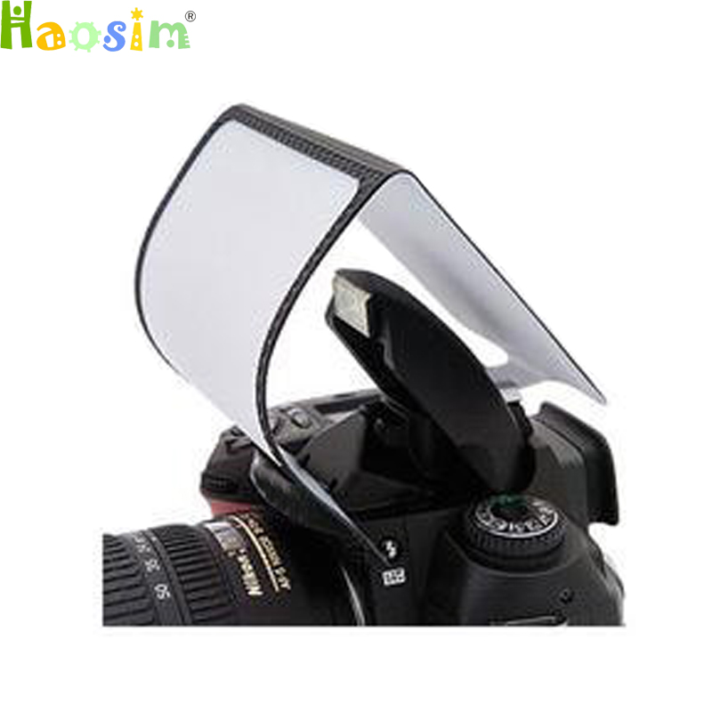 General SLR camera flash soft chip camera flash Softboxes Universal Soft Screen Pop-Up Flash Diffuser For N C P O