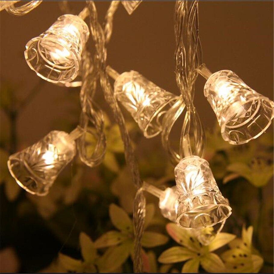 ■éclairage de vacances 8 M 50 LED De Mariage partie décoration De