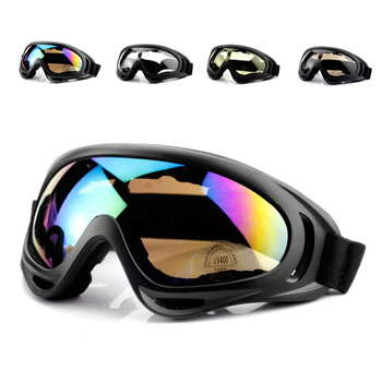 Suitable for riding Can effectively prevent iron mirror reflective lenses anti-scratch coating high-speed anti-particle impact absorbs 99% UV Rays