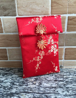 Wedding Red Brocade Envelopes High Grade Handmade New Year Cloth Gift Bag