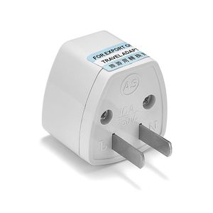 Image 3 - Universal AU UK US To EU Plug Adapter Converter USA Australian To Euro European AC Travel Adapter Power Socket Electric Outlet