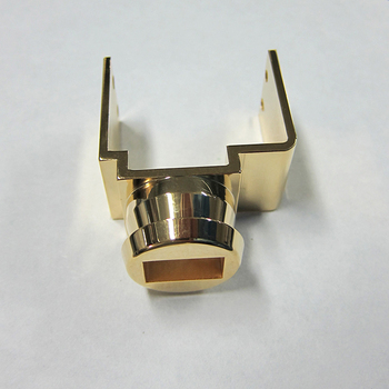 10*18 mm laser hair removal hand fitting metal head for 808nm diode laser operation handle