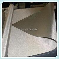 108 см ширина металлизированная ткань материал блокирующий рчид проводящий материал emf