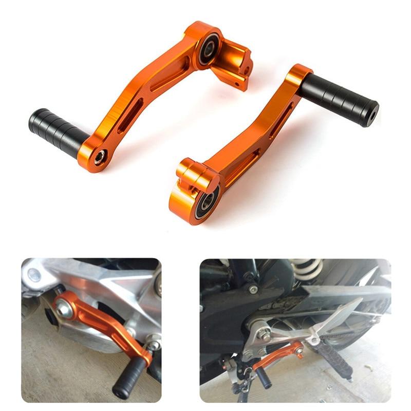 Orange Brake Clutch Gear Pedal Lever CNC Aluminium Motorcycle For KTM DUKE 390 2013-2016 For KTM RC125/RC200/RC390 2014-2016