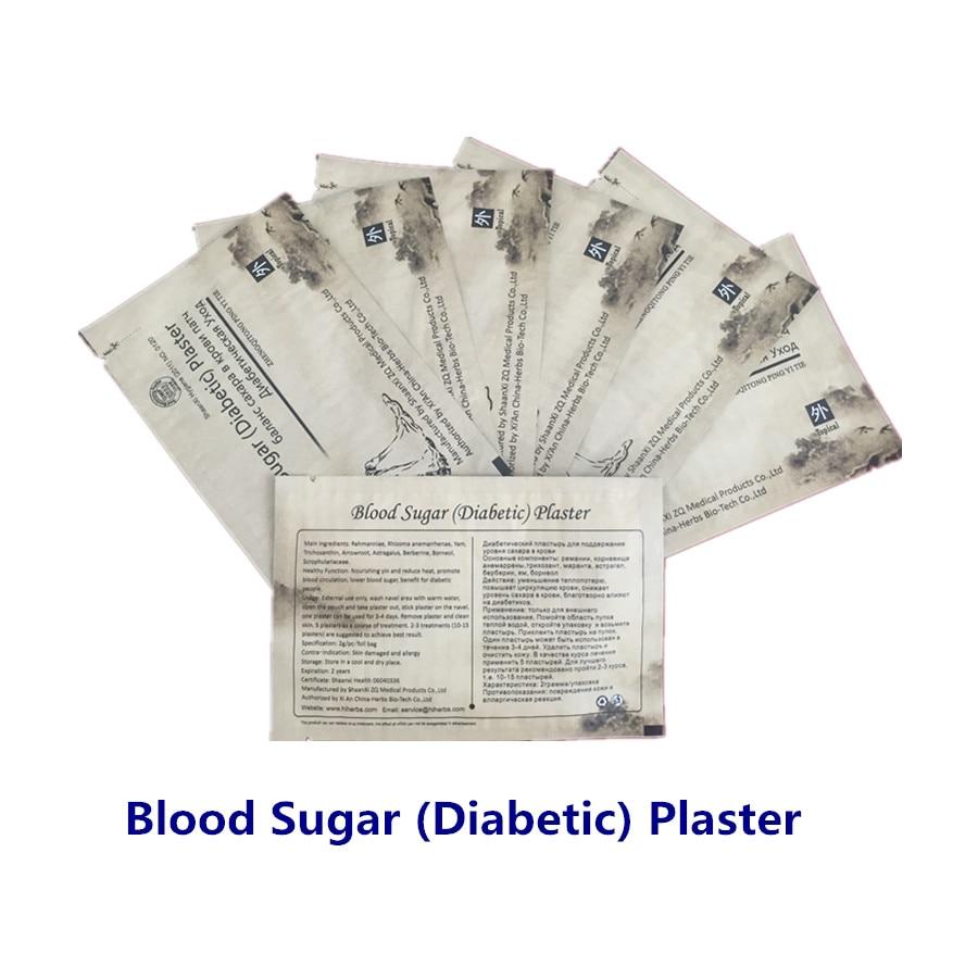 Diabetic patch control blood sugar plaster cure diabetic treatment diabetes care herbal products diabetic 10