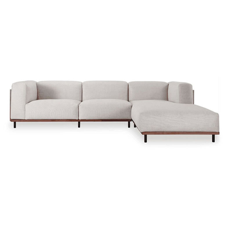 Meuble Maison Copridivano Couch Couche For Fotel Wypoczynkowy Wood Retro Set Living Room Furniture Mobilya Mueble De Sala Sofa
