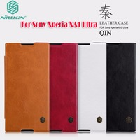 For Sony Xperia XA1 Ultra 6 0 Case Original Nillkin High Quality Luxury Leather Phone Protective