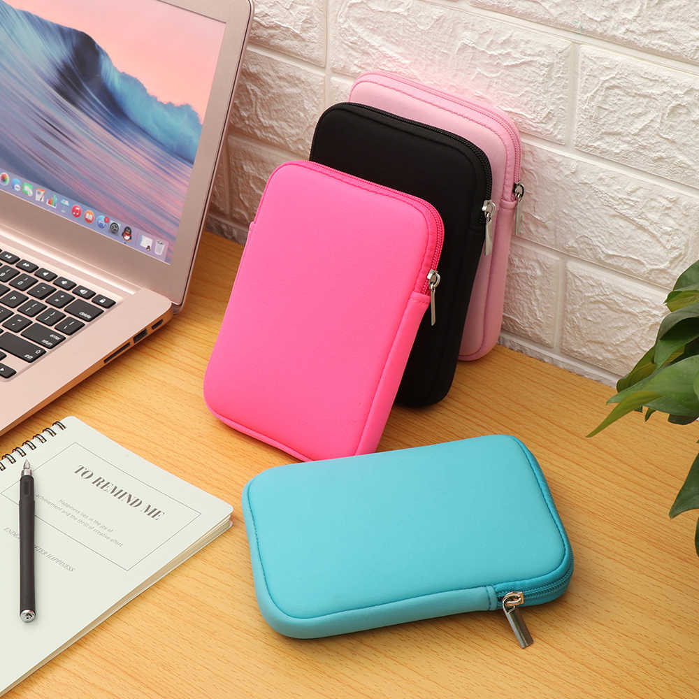 1PC Fashion Soft e-Books Reader Sleeve Case Cover Pouch Bag for Amazon  Kindle Paperwhite 1/2/3/4 2018 Kindle Oasis 1/2