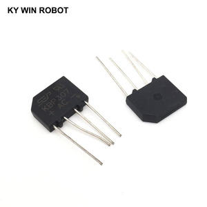 5PCS 3A 700V DIP-4 diode bridge rectifier KBP307
