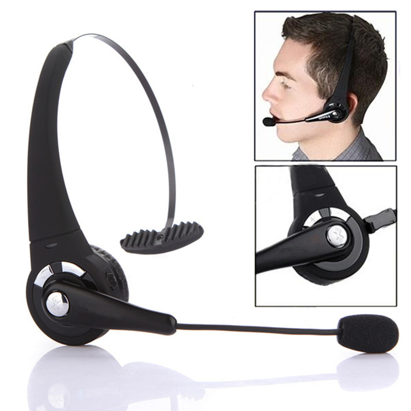 Multifunction Bluetooth Wireless Headset Headphone for Sony For PS3 For Mobile Phone With Microphone Gaming Headset Earphone