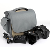 Waterproof DSLR Camera Bag Case For Nikon Canon Sony Panasonic FujiFilm Olympus Pentax Digital Camera Backpack Lens Photo Bag