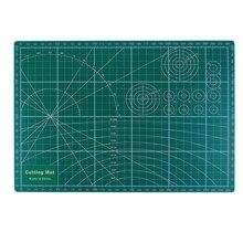 Режущие темно-зеленый вырезать пластины лоскутное резки мат работы пвх коврик прочный