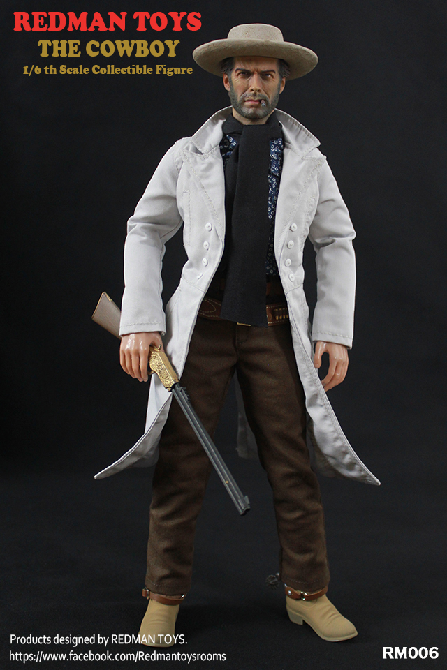 1/6 scale figure doll The Good COWBOY 12 action figure doll Collectible Figure Plastic Model Toys 1 6 scale figure doll terminator3 rise of the machines fembot t x 12 action figure doll collectible model plastic toy