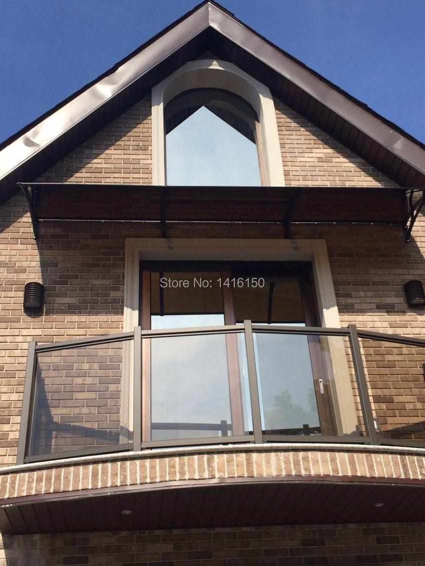 100cm width 300cmentry door diy awning