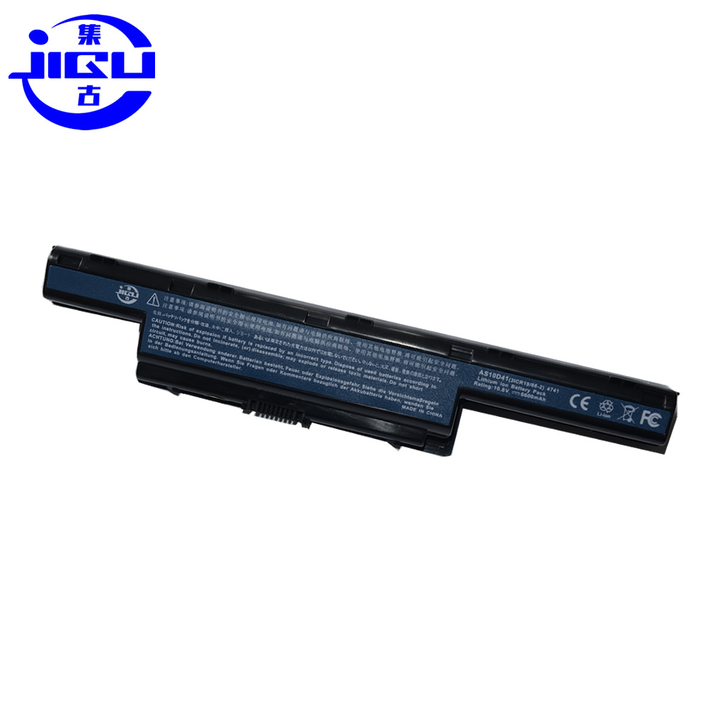 JIGU 9 Cell Laptop Battery For Acer TravelMate 5742 5742ZG 734 7340  7740 AK.006BT.080 AS10D31 AS10D3E AS10D41 AS10D51 AS10D75 new 9 cell 7800mah laptop battery for packard bell easynote nm85 nm86 nm87 lm85 lm86 lm87 nm88 as10d31 as10d3e as10d41