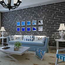 PAYSOTA Vintage Antique Brick Wallpaper 3D Stereo Bedroom Living Room Culture Stone Wallpapers