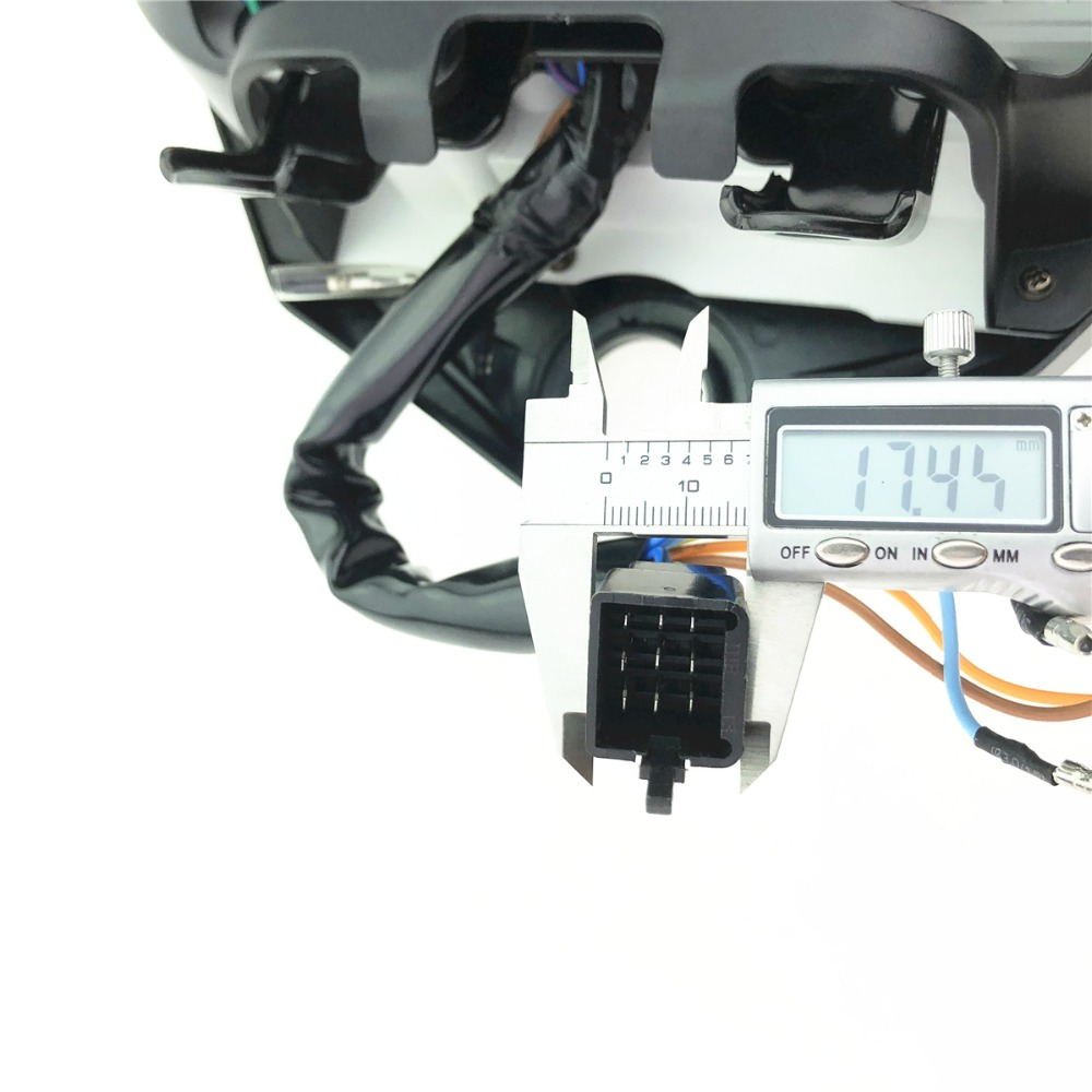 STARPAD Para WH125-B Acessórios Odômetro Da Motocicleta