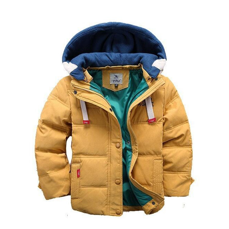Children's Clothing 2017 New Arrival winter down coat Boys Girls child short design thickening baby kids down vest jacket parkas 2013 winter child down coat baby set boys