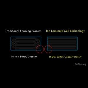 Image 3 - BMT oryginalny 20 sztuk najwyższa jakość dla iPhone 6 6G 1810mAh 100% Cobalt Cell + technologia ILC iOS 13 naprawa części