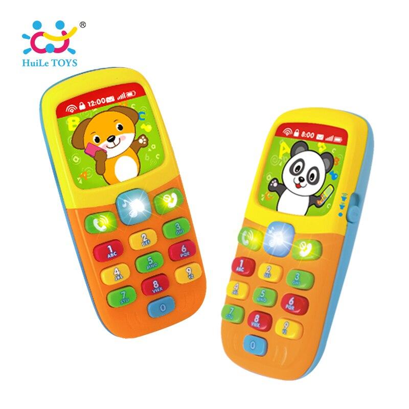 Bébé Enfants Apprentissage Étude Son Musical Téléphone portable Enfants Jouets Éducatifs, mobile enfants téléphones, d'apprentissage jouet mobile téléphone