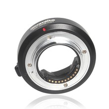 Commlite Electronic Auto Focus Lens Mount Adapter for Olympus OM 4/3 Lens to Micro 4/3 M4/3 Camera GH4 GH5 GF6 GX7 EM5 EM1 OM-D