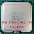 For Intel Core 2 Duo E7300 775-pin CPU 2.66G Desktop PC