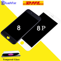 DHL Shipping Quality Screen For Iphone 8 8plus LCD Display 100 Tested Screen Assembly Replacement No