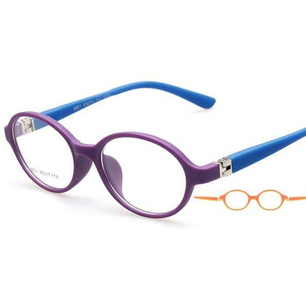 d7af1ce0391 Kids Frames Eyewear Optical Eyeglasses Round Glasses for Children Boys  Girls Prescription Lense Oculos Infantil TR 8801-in Eyewear Frames from  Apparel ...