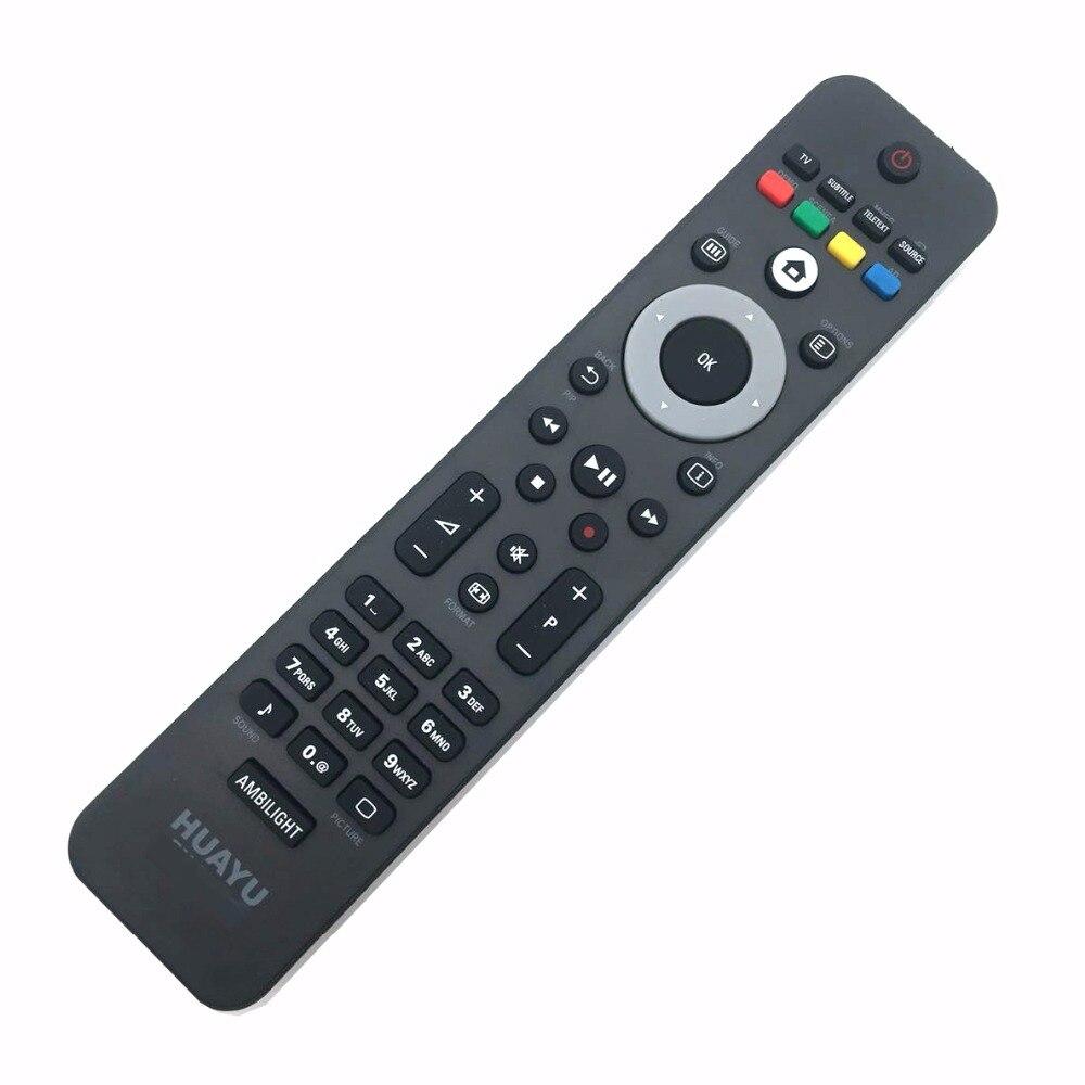 Пульт дистанционного управления для телевизора Philips 22PFL5614H/12 32PFL7404H/60 42PFL5604H/12 52PFL5604H/12