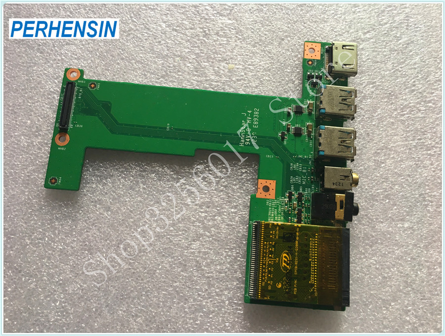 FOR MSI FOR GE70 MS-1756 Genuine HDMI Audio USB Port Print Board MS-1756B
