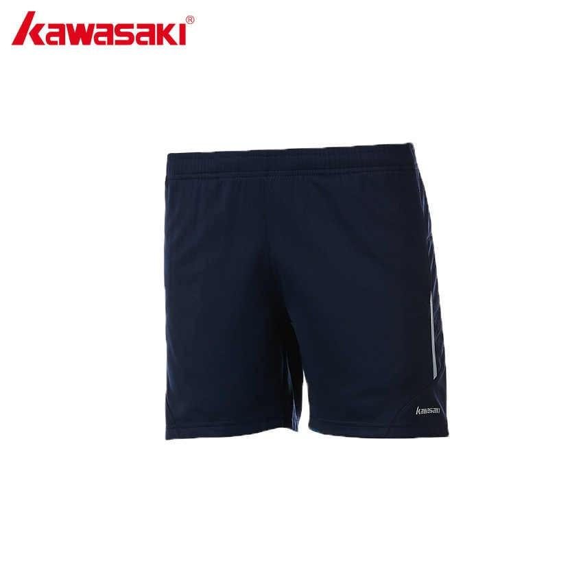 Kawasaki дышащие эластичные шорты для бадминтона для мужчин и женщин трикотажные впитывающие пот летние спортивные шорты SP-T2602