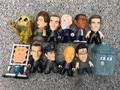 """Doctor Who Titãs Fantástica Coleção 3 """"Vinil Figura Escolher Personagens New Solto"""