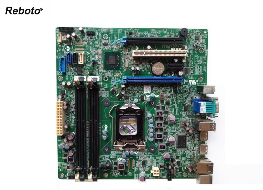 Reboto For Dell 7010 Desktop Motherboard CN 09PR9H 9PR9H LGA 1155 DDR3 100 tested