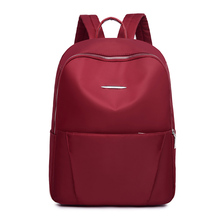 2019 New women waterproof backpack Oxford cloth school bags students travel shoulder bag for teenage girls