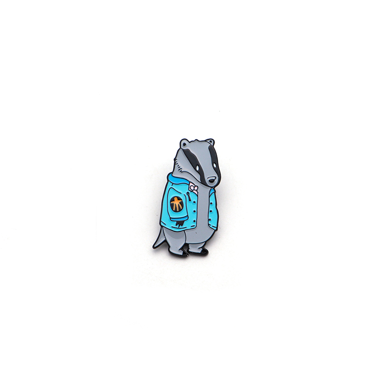 Apparel Sewing & Fabric 100% Quality 30pcs/lot Mole Astronaut Brooch For Women Cartoon Funny Enamel Pins For Kids Lapel Pin Hat/bag Pins Denim Jacket Badge Sc4111 Perfect In Workmanship Home & Garden