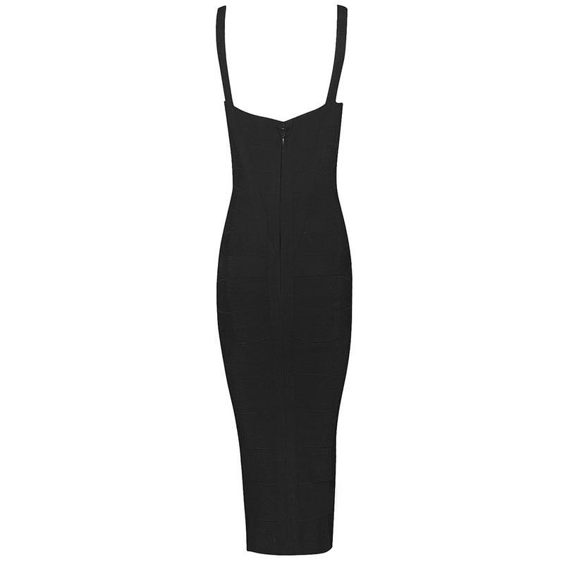 7 цветов Высокое качество Для женщин HL Бандажное платье трапециевидной формы без рукавов до колена Длина без рукавов пикантное, Клубное, вечернее платье