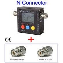 409 магазин продукт surecom SW102 КСВ счетчик частоты и измеритель мощности Бесплатная SO239 адаптер