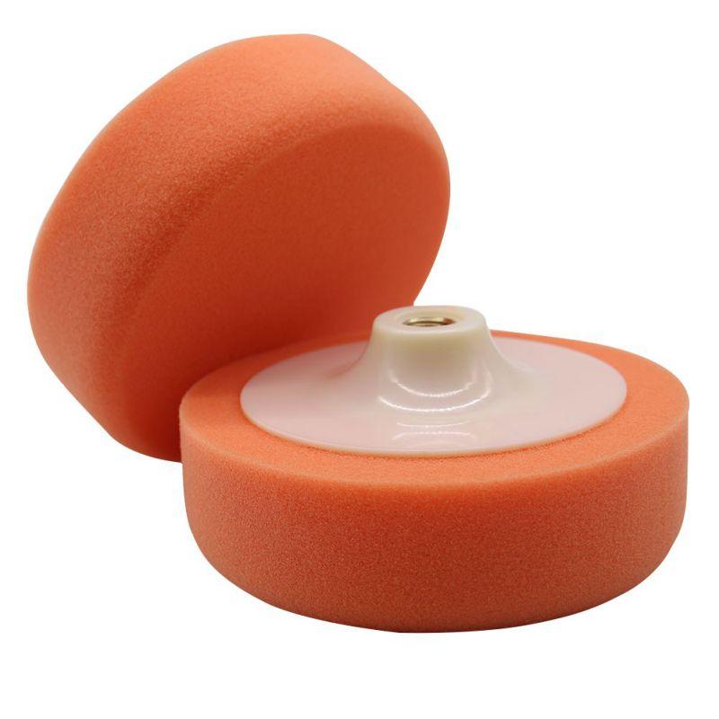 Soft 150mm Polishing Head Pad Mop Sponges M14 Thread Compounding Buffing