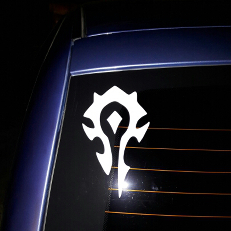 WoW World of Warcraft Horde A4 stickers set decals
