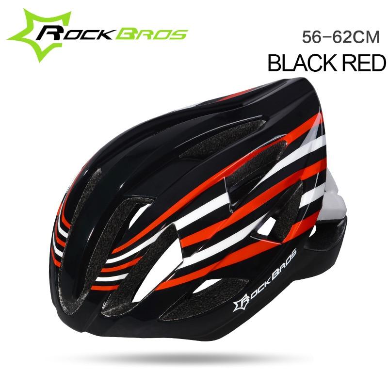 ФОТО Bicycle Helmet Ultralight ROCKBROS Cycling Helmet With Tail Light In-mold MTB Bike Helmet Casco Ciclismo Road Mountain Helmet