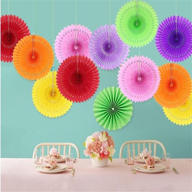 Paper flower hanging decorations kubreforic paper flower hanging decorations mightylinksfo