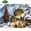 Hot Sales 5D Diamond Painting 100 Full Square Drill Home Decoration Cross Stitch Mosaic Embroidery Needlework