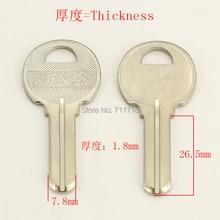 B100 дом, двери пустой ключ заготовок Слесарь Поставки пустые ключи 15 шт./лот