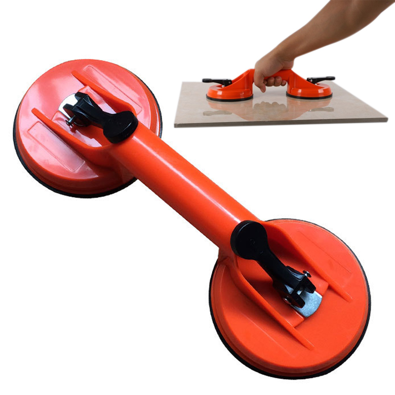 Newest Vacuum Suction Cup Glass Lifter For Glass Tiles Mirror Granite Lifting Dent Remover Gripper