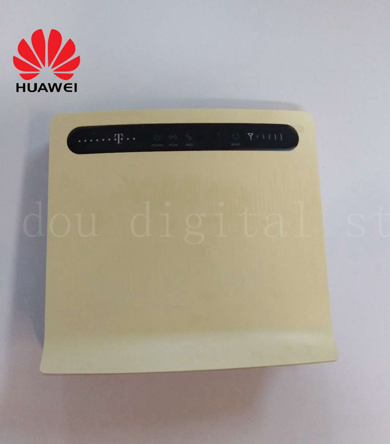 Unlocked Huawei B593u-12 B593S-12 4G LTE 100Mbps CPE Router With Antenna with Sim CardSlot 4G LTE WiFi Router unlocked huawei b593 b593u 12 2pcs antenna 4g lte 100mbps cpe router with sim cardslot 4g lte wifi router with 4 lan port