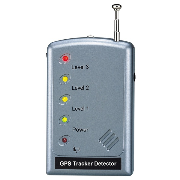 GPS Tracker Detector