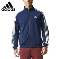 Original New Arrival 2017 Adidas ESS 3S TTOP TRI Men S Jacket Sportswear